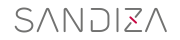 Sandiza Logo